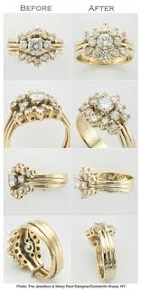 restoration of antique jewelery did you inherit an family heirloom to use as an engagement