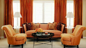 contemporary living rooms orange still youtube