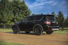 nissan armada v8 price 2018 nissan armada gets new tech priced from 45 600