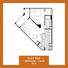 floor plans of the flats at avalon park dt iii in orlando fl