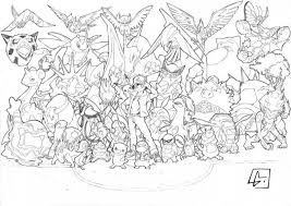 excellent legendary pokemon coloring pages newest article