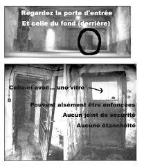 gaz chambre à gaz reynouard et la porte de la chambre à gaz d auschwitz i