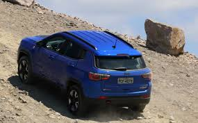 jeep compass 2017 trailhawk see the india bound jeep compass go off road in 30 images motoroids