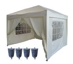 Heavy Duty Gazebo Bag by 3m X 3m Pop Up Gazebo Waterproof Canopy Awning Marquee Party Tent