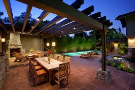 Pool Landscape Lighting Ideas by 28 Gazebo Lighting Ideas And Projects For Your Backyard Interior