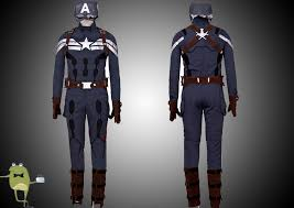 the winter soldier captain america costume for sale on