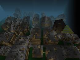 City Maps For Minecraft Pe Dark Realm Adventure Minecraft Pe Maps