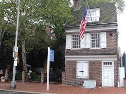 Flag Of Philadelphia Betsy Ross House In Philadelphia Where According To Legend U2026 Flickr