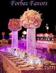 chandelier centerpieces 12 glamorous column chandelier centerpiece with stand