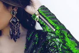 hm earrings h m x balmain with me