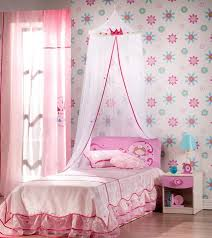 Girls Bedroom Table Lamps Bedroom Sweet Pink Floral Bedroom With Vintage Wooden Table Lamp
