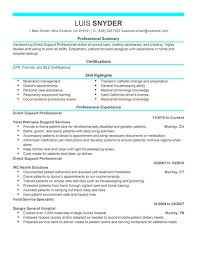 healthcare resume resume exles for professionals