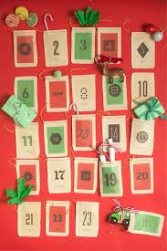 35 diy advent calendar ideas apartment therapy