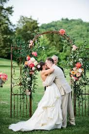 wedding ceremony arch unique wedding arch inspiration floral canopy