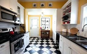 cuisine noir et jaune cuisine jaune atmosphare dacco et orange deco noir lolabanet com