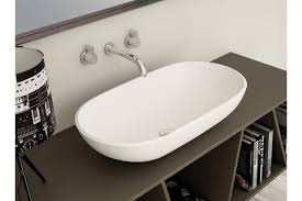 planit corian planit countertop basins wing on top sink in corian wing
