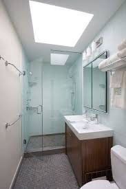 how to draw the long narrow bathroom layout home interior design