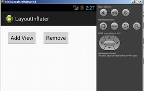 android layoutinflater android tutorial layout inflater