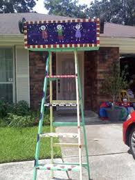 mardi gras ladders mardi gras ladder stand out in a crowd with a one of a