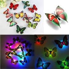 Creative Lovely How To Change by Led Butterfly Light Led Light Multi Color Light L