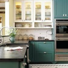 multi color kitchen cabinets different color kitchen cabinets view in gallery two tone kitchen