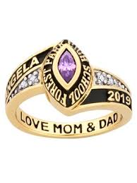 simple class rings images Personalized jewelry jpeg