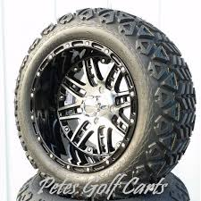 Wheel And Tire Package Deals Tire And Wheel Combo Deals Archives Pete U0027s Golf Carts