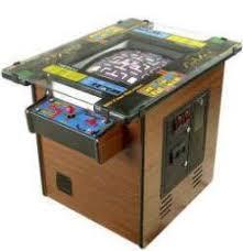Galaga Arcade Cabinet Pacman Arcade Machine Pac Man Galaga U0026 Ms Pac Man 25th Anniv