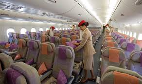 Emirates Airbus A380 Interior Business Class The Best Seats In Economy Class On Emirates U0027 Airbus A380 From