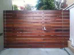 how to choose the right fence outer space arch and landscaping