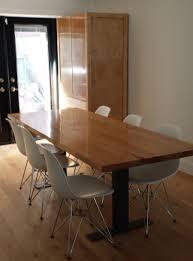 custom built maple armoire and table rebarn toronto sliding