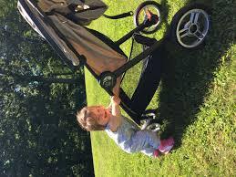 baby jogger city lite stroller tan