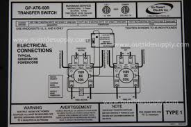 rv automatic transfer switch wiring diagram wiring diagram and