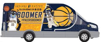 fan van party bus pacers fan van home facebook