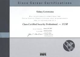 Sample Resume For Ccna Certified by Resume