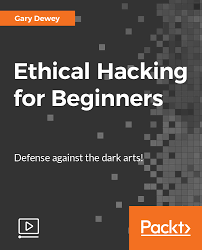 ethical hacking for beginners video packt books