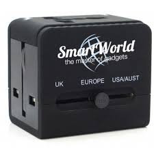 travel adaptor images Smartworld travel adaptor 3ex jpg