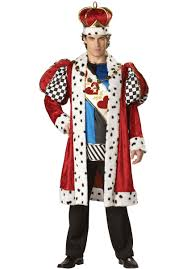 king of hearts costume elite quality alice in wonderland