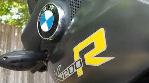 2006 bmw k1200r oil change pt 1 7 youtube