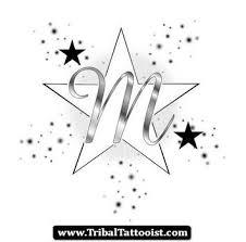 tribal letter m tattoo designs 03 jpg 354 350 tattoos
