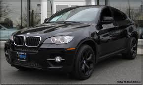 all bmw cars made aron scraba s bmw x6 black edition turbo one of only 40