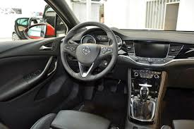 opel astra opc interior 2016 opel astra performance specs pictures hands on digital