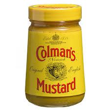 colemans mustard colman s mustard 170g 297695