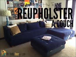 how to reupholster a couch part 1 stripping a couch youtube
