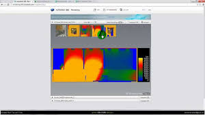 autodesk revit da daylight simulation of floor plan views