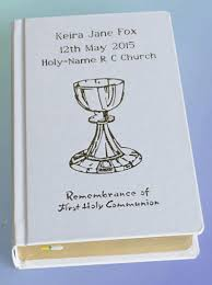 catholic communion gifts personalised catholic communion missal c4518
