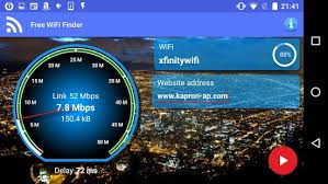free finder free wifi finder android apps on play