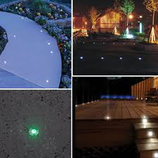 aliexpress com buy ip67 24mm mini led deck lights 12v 0 6w