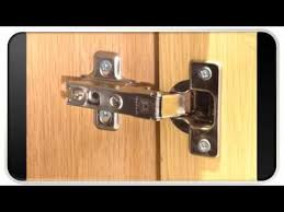 cupboard hinges types youtube