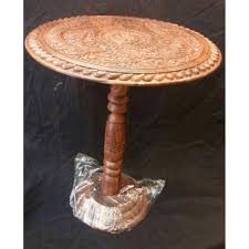 hand carved coffee table